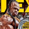 Kai Greene Covers 'Flex' Turkey 2013