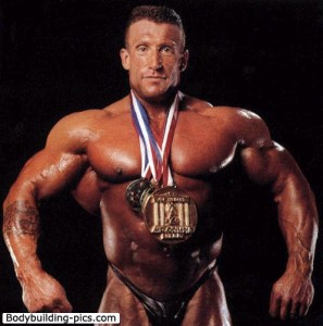 Dorian yates pix: from Facebook