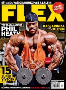Phillip Heath. The one and only pix: flex magazin