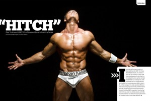 Hitch Fit Micah Lacerte Respect!!. fit and firm magazine